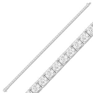 3.00CTW Diamond Tennis Bracelet